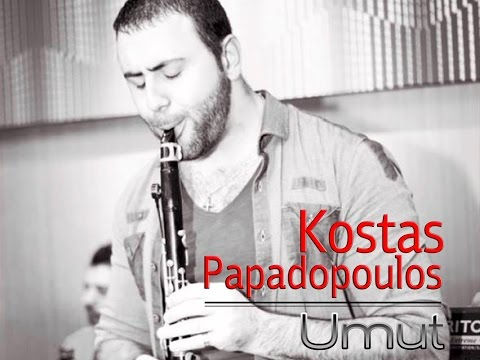 "Kostas Papadopoulos ""UMUT"" Clarinet Solo || New 2015"