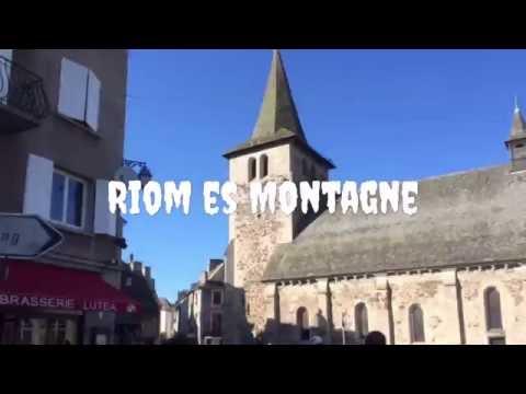 Balade moto en Auvergne
