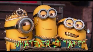 Whatever It Takes cover by Minions(Imagine Dragons)