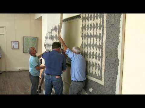 Une mosaïque du IIe siècle restaurée et exposée