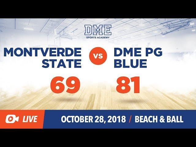 Montverde (State) vs DME Blue (Semi-Final)