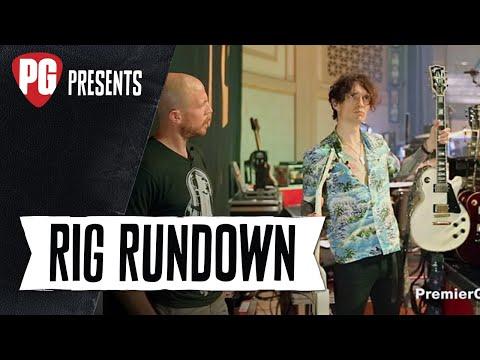 Rig Rundown - The Darkness