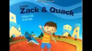 Discovery Kids:Zack y Quack Estreno