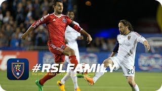 HIGHLIGHTS: Real Salt Lake at San Jose Earthquakes - March 15, 2014
