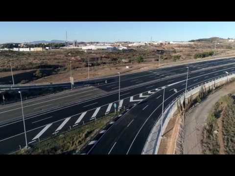 Circunvalación de Murcia MU-30. Autovía del Reguerón