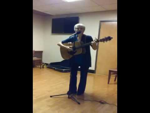 Presidential Candidate Jill Stein Singing and Playing Guitar