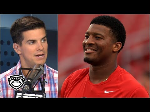 Jameis Winston is 'one of the most intriguing players in fantasy' - Field Yates | Fantasy Focus