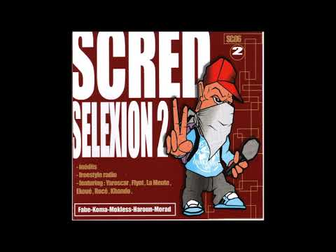 scred connexion scred selexion vol.2