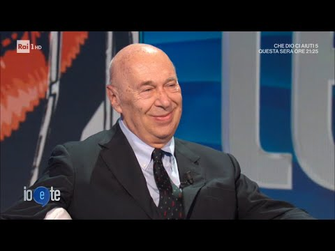 Intervista a Paolo Mieli - Io e te 09/07/2020