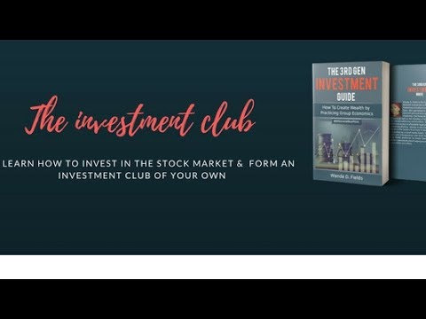 PRACTICE GROUP ECONOMICS BY INVESTING IN THE STOCK MARKET