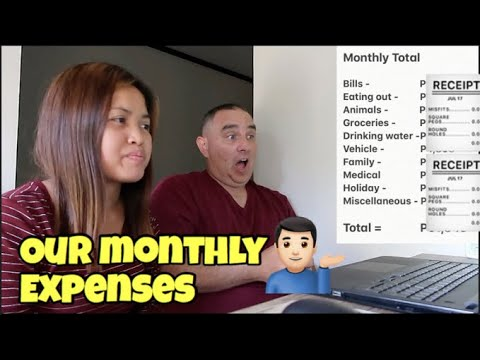 COST OF LIVING IN THE PHILIPPINES l Our monthly expenses