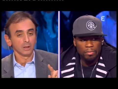 50 Cent - On n'est pas couché 28 novembre 2009 #ONPC