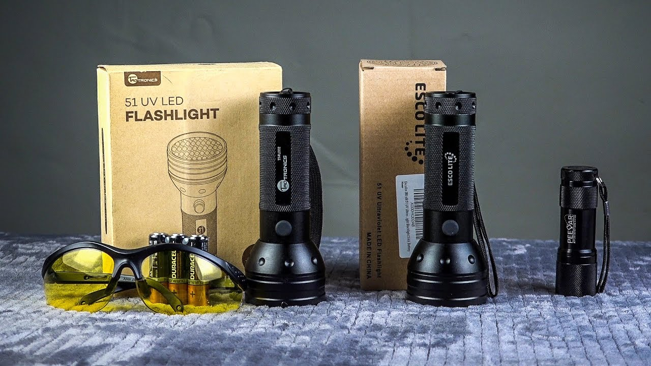 Streamlight Stylus Pro USB Ultraviolet UV Lampe de poche avec AC Chargeur ~ 66148