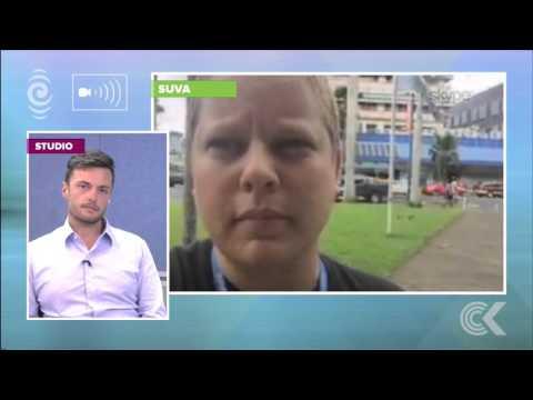 Unicef speaks from the Fijian capital Suva: RNZ Checkpoint