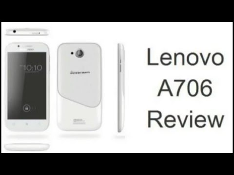 Lenovo A760 Specifications Quad-Core 1.2ghz Dual License English Review