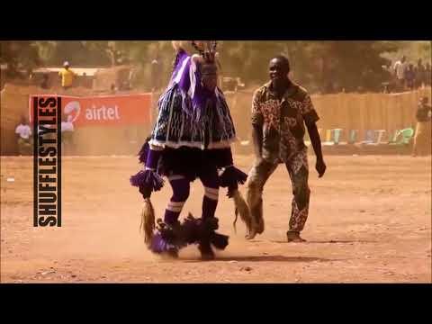 Zaouli African Dancer Shuffestyles Rave Psy Techno Goa shuffledance