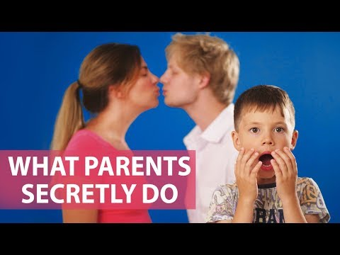10 THINGS PARENTS SECRETLY DO || FUNNY MOM || Relatable Facts By 5-Minute FUN