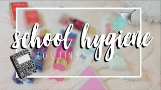BACK TO SCHOOL 2018 ⎮IN-DEPTH  Head to Toe Hygiene Routine!