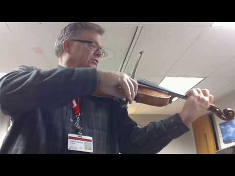 Sleigh Ride Party by Frederick Muller viola solo