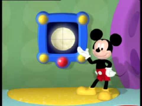 Mickey Fare Kulup Evi Resimli Bulmaca Youtube