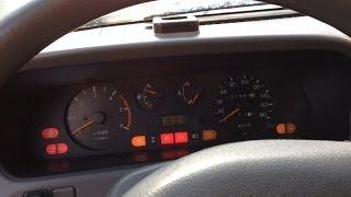 Problème de démarrage Ford Maverick / Nissan Terrano 2.7TD