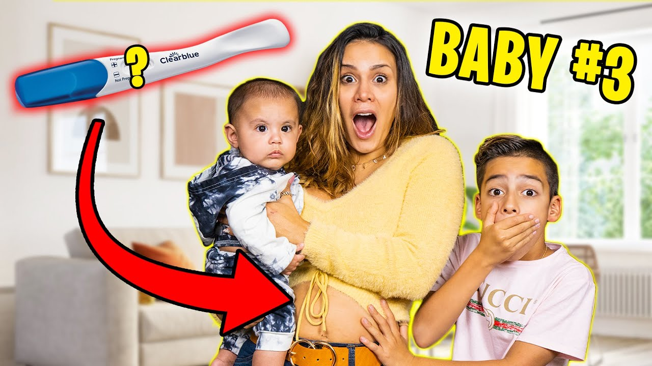 Download Baby Number 3!!? 😱 | The Royalty Family