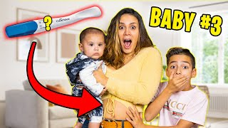 Baby Number 3!!? 😱 | The Royalty Family