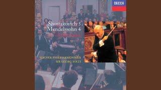 Shostakovich: Symphony No.5 in D minor, Op.47 - 4. Allegro non troppo