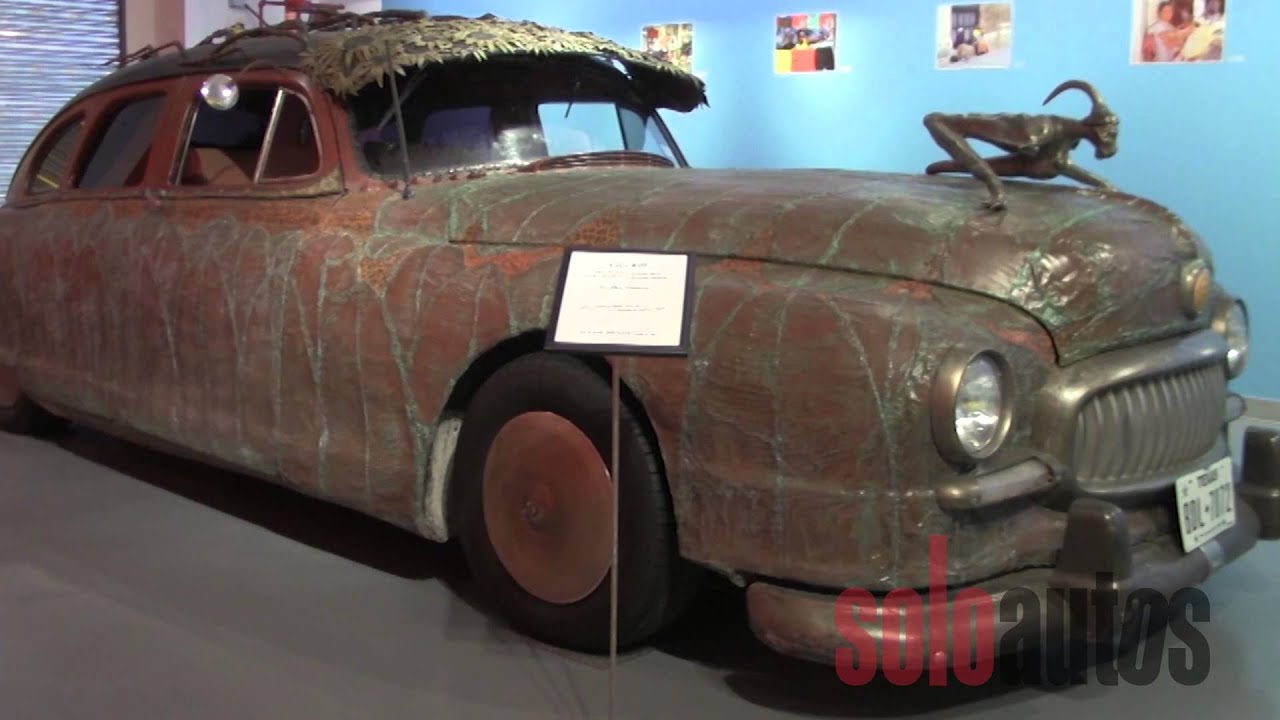 Houston Artcar Museum