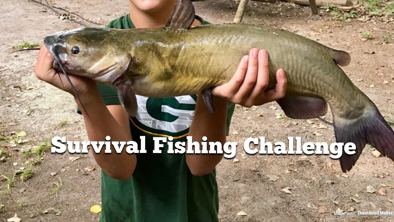 Survival Fishing Challenge