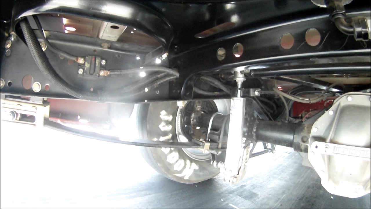 S10 Rear Drag Shocks