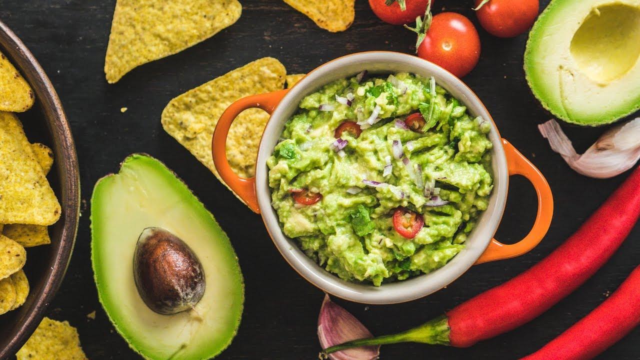 Guacamole Przepis Na Dip Kuchnia Meksykanska