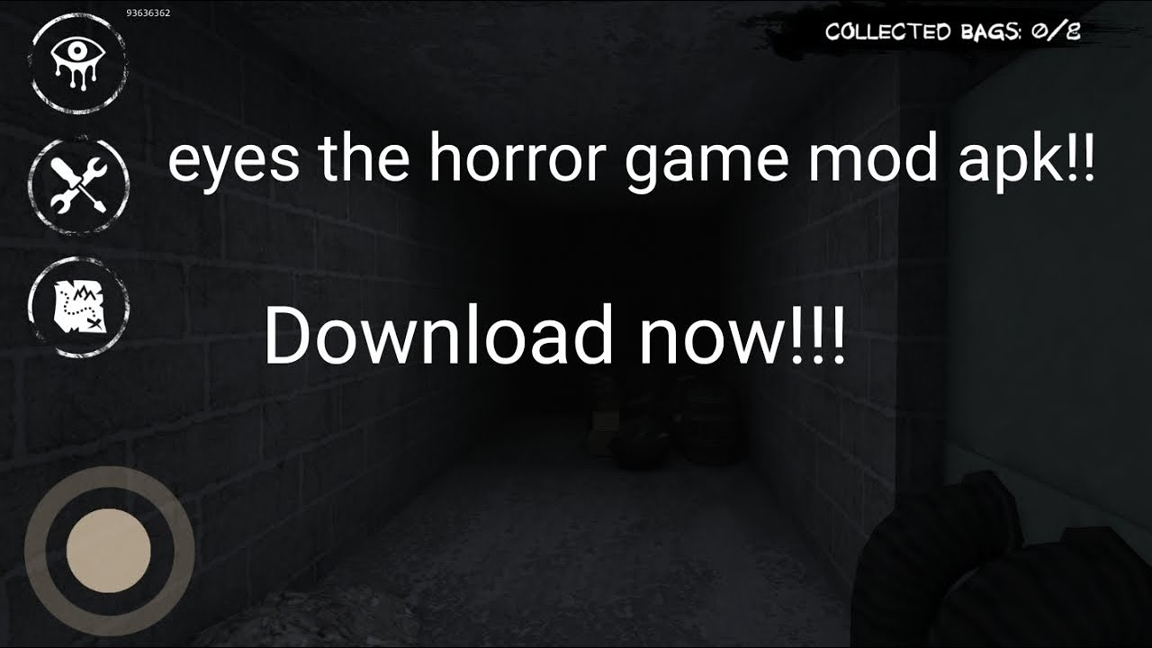 Eyes The Horror Game Mod Apk No Root For Android Download Link In
