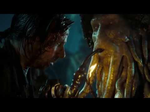 Davy Jones - First Scene HD