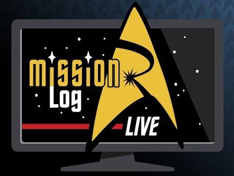 Mission Log Live  Episode 27  Vic Mignogna