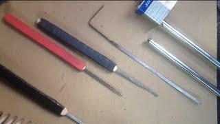 Lock Pick Tools - How to Make