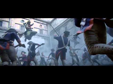 Assassin's Creed Unity-La Marseillaise