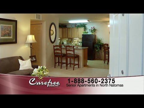Senior Apartments Sacramento: Carefree Senior Living North Natomas