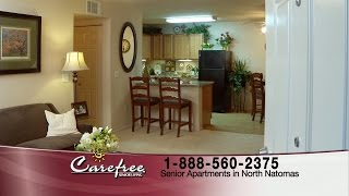 Senior Apartments Sacramento: Carefree Senior Living North Natomas