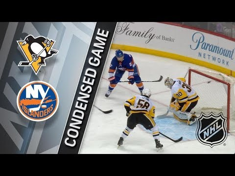 Pittsburgh Penguins vs New York Islanders – Mar. 20, 2018 | Game Highlights | NHL 2017/18. Обзор
