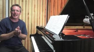Gabriel Fauré - Pavane Op.50 - Harmonic Piano Pedal Demonstration