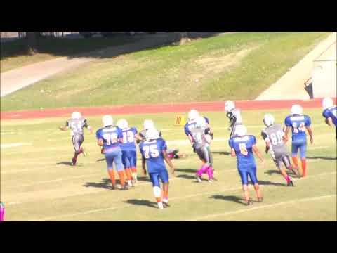 KC vs Ahwahnee Middle School Football