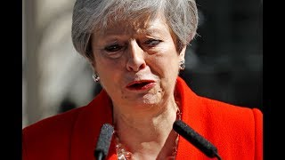The EU elections and Theresa May's resignation