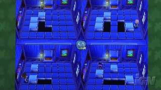 MySims Party Nintendo Wii Gameplay - CES 2009: Blocks