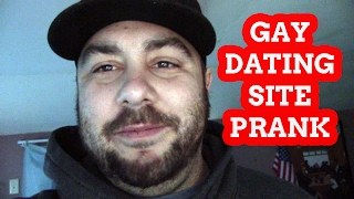 How I Joined A Gay Dating Service  (Prank)