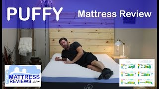 Puffy Mattress Review | Puffy Bed Review | Puffy Memory Foam Mattress