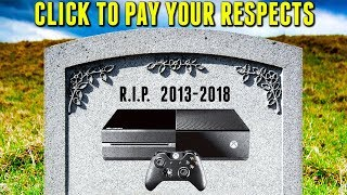 Why The XBOX ONE is Dying...