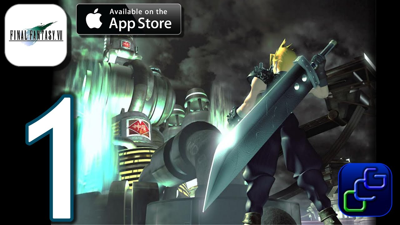 final fantasy vii ios gameplay