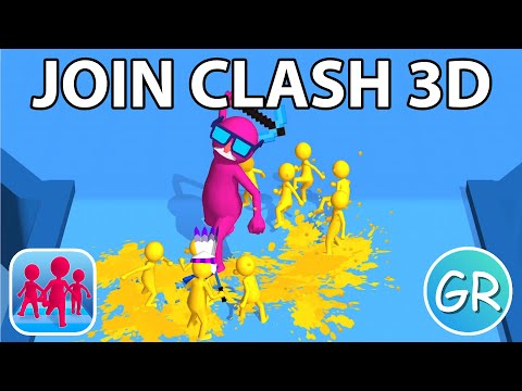 Join Clash 3D Gameplay Part 17 | Level 180 - 188 - YouTube