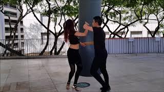 Rewrite The Stars - Zouk Dance by Jaxen & Vivien